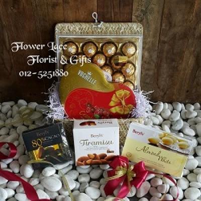 Chocolates & Flowers