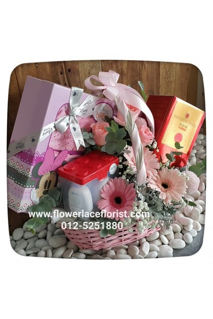 New Born Baby Gifts and Flowers 006